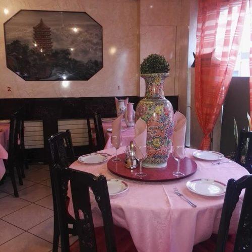 Restaurant asiatique La Grande Muraille à Bruay-la-buissière